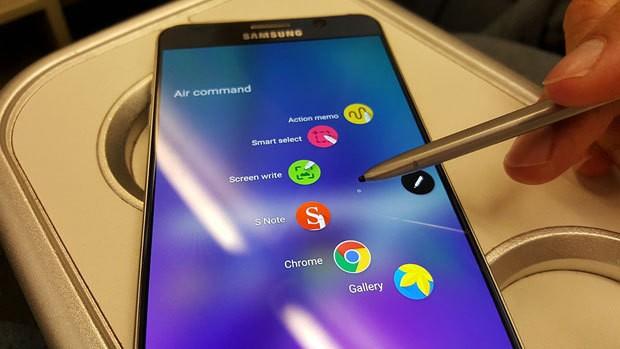 Galaxy Note III Bakal Mempunyai Skrin OLED Plastik Pertama