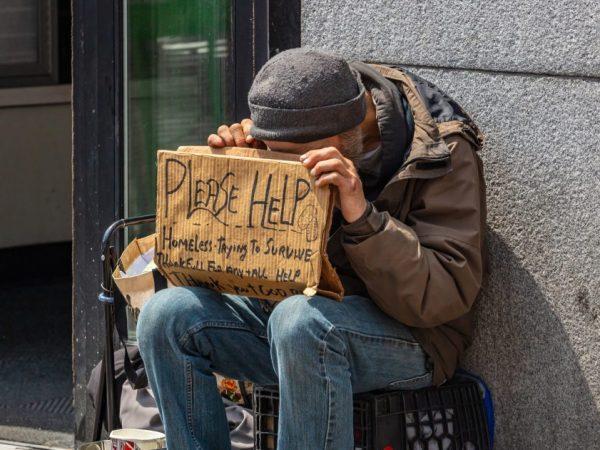 Homeless people in Malaysia
